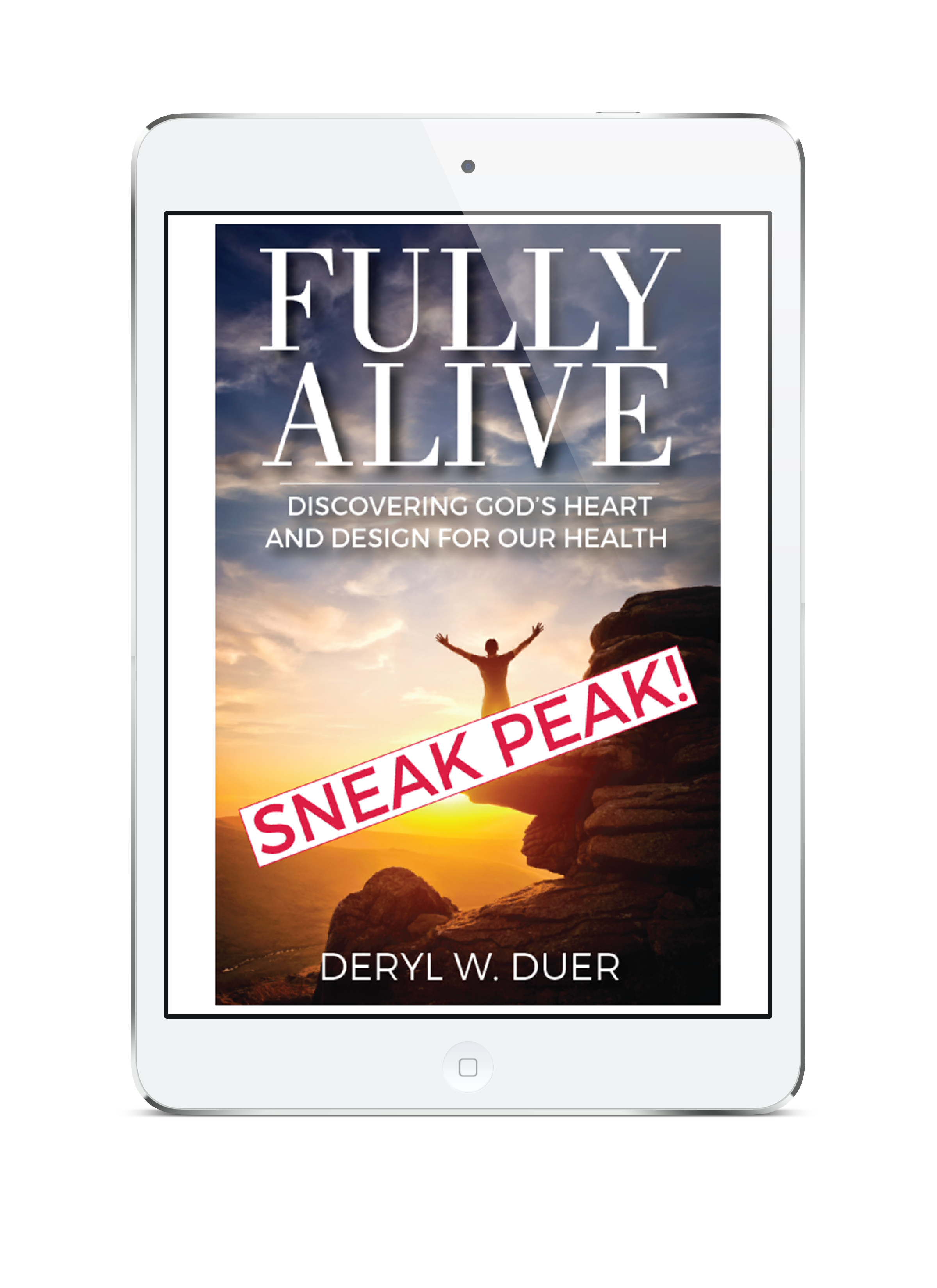 FULLY ALIVE SNEAK PEAK PDF